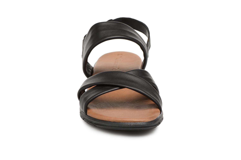 Sandaler Tamaris Rose Svart bild av skorna på