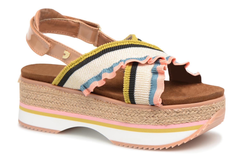 Sandales et nu-pieds Gioseppo Olimi Multicolore vue détail/paire