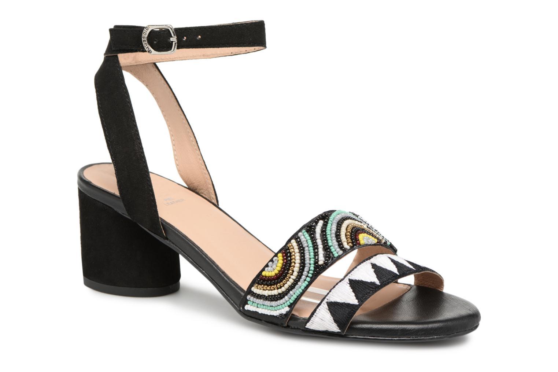 Gioseppo Enin (Noir) - Sandales et nu-pieds chez Sarenza (319150)