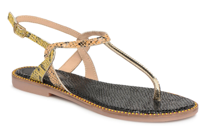 Gioseppo - Damen - Iicolo - Sandalen - gold/bronze gQiHN8LY