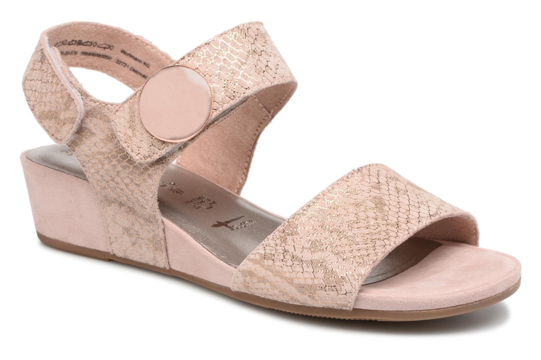 Zapatos promocionales Tamaris Goji (Beige) - Sandalias   Gran descuento