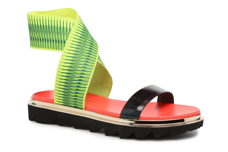 Grandes descuentos últimos zapatos United Nude X Sandal (Negro) - Sandalias Descuento