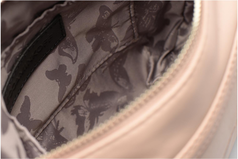 Handtaschen Rebecca Minkoff LEATHER HANDBAG HF24MFCX01 MINI MAC rosa ansicht von hinten