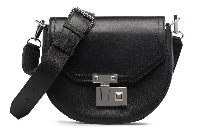 Handtaschen Rebecca Minkoff MEDIUM PARIS SADDLE BAG schwarz detaillierte ansicht/modell