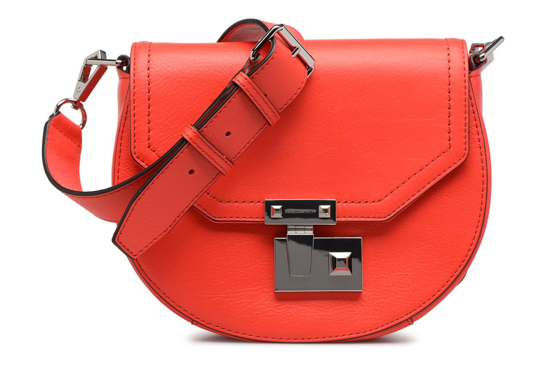 Handtaschen Rebecca Minkoff PARIS SADDLE BAG orange detaillierte ansicht/modell