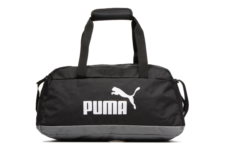 Sporttassen Puma Phase Sport Bag Zwart detail