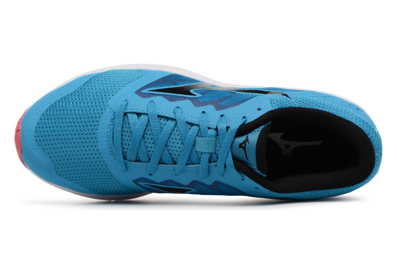 Chaussures de sport Mizuno MIZUNO EZRUN LX (W) Bleu vue gauche