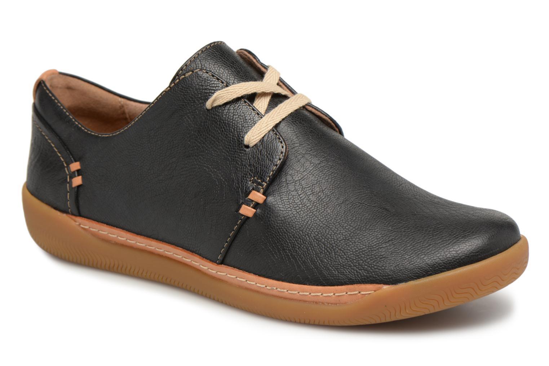 ZapatosClarks Unstructured - Un Haven Lace (Negro) - Unstructured Deportivas   Descuento de la marca dcc28e