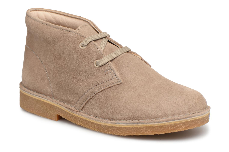 Desert Boot K Sand Suede