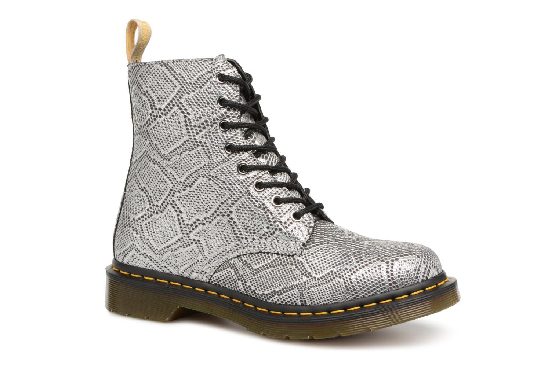 Zapatos Zapatos Zapatos especiales para hombres y mujeres DR. Martens Vegan Pascal Metallic (Gris) - Botines  en Más cómodo df2106
