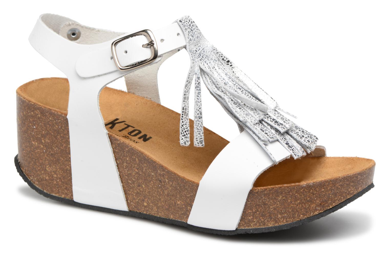 Grandes descuentos últimos zapatos Plakton So Tonka (Blanco) - Sandalias Descuento