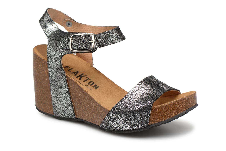 Los últimos zapatos de descuento para hombres y mujeres Plakton K Side (Negro) - Sandalias en Más cómodo