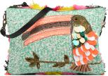 Mini Bags Taschen PIVORNO Large Beaded Pouch