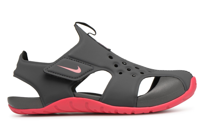Sandales et nu-pieds Nike Nike Sunray Protect 2 (Ps) Gris vue derrière