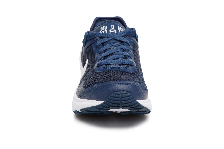 Baskets Nike Nike Air Max Lb (Gs) Bleu vue portées chaussures