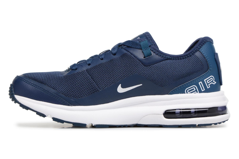 Baskets Nike Nike Air Max Lb (Gs) Bleu vue face