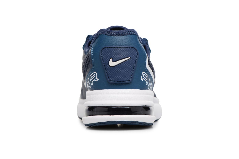 Baskets Nike Nike Air Max Lb (Gs) Bleu vue droite