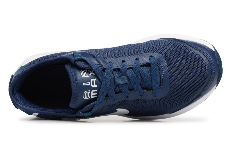 Baskets Nike Nike Air Max Lb (Gs) Bleu vue gauche