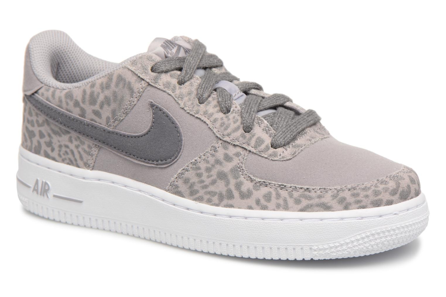 nike air force 1 zwart grijs