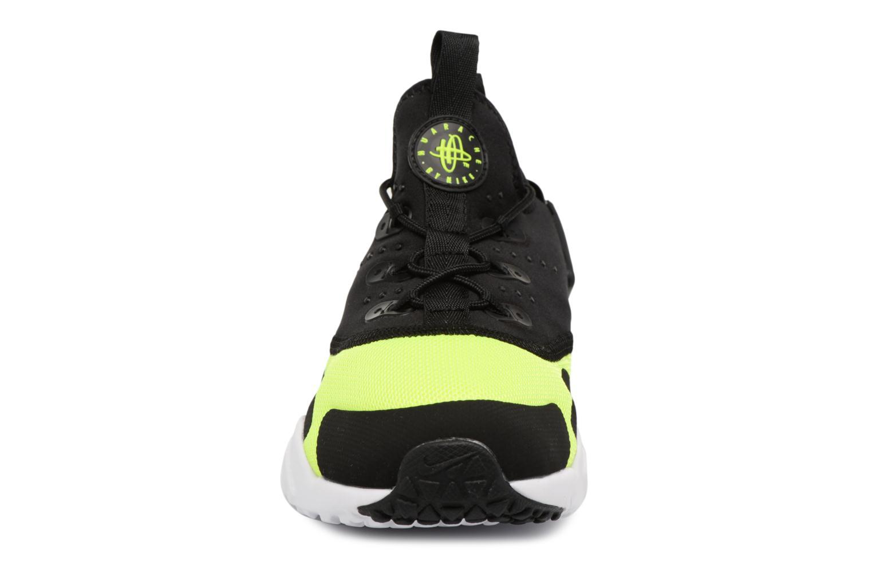 Baskets Nike Nike Huarache Drift (Gs) Noir vue portées chaussures