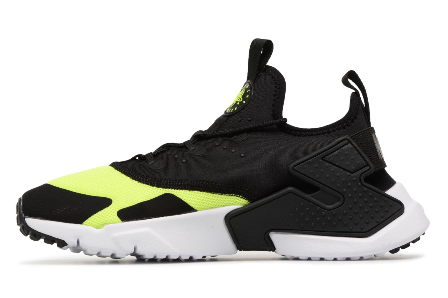 Baskets Nike Nike Huarache Drift (Gs) Noir vue face