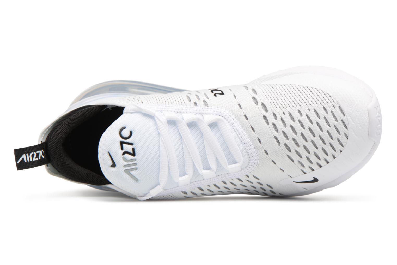 Baskets Nike Nike Air Max 270 (Gs) Blanc vue gauche
