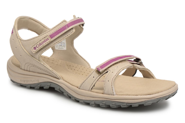 Columbia Santiam (Beige) - Chaussures de sport chez Sarenza (319969)