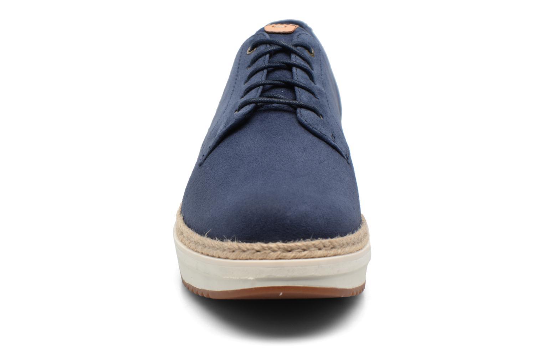 Chaussures à lacets Clarks Teadale Rhea Noir vue portées chaussures