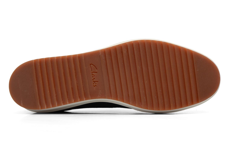 Chaussures à lacets Clarks Teadale Rhea Noir vue haut