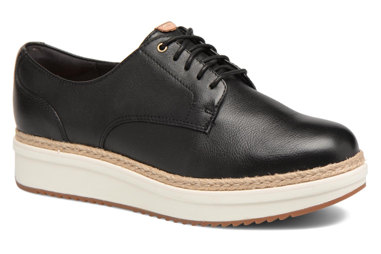 Zapatos promocionales Clarks Teadale Rhea (Negro) - Zapatos con cordones   Cómodo y bien parecido