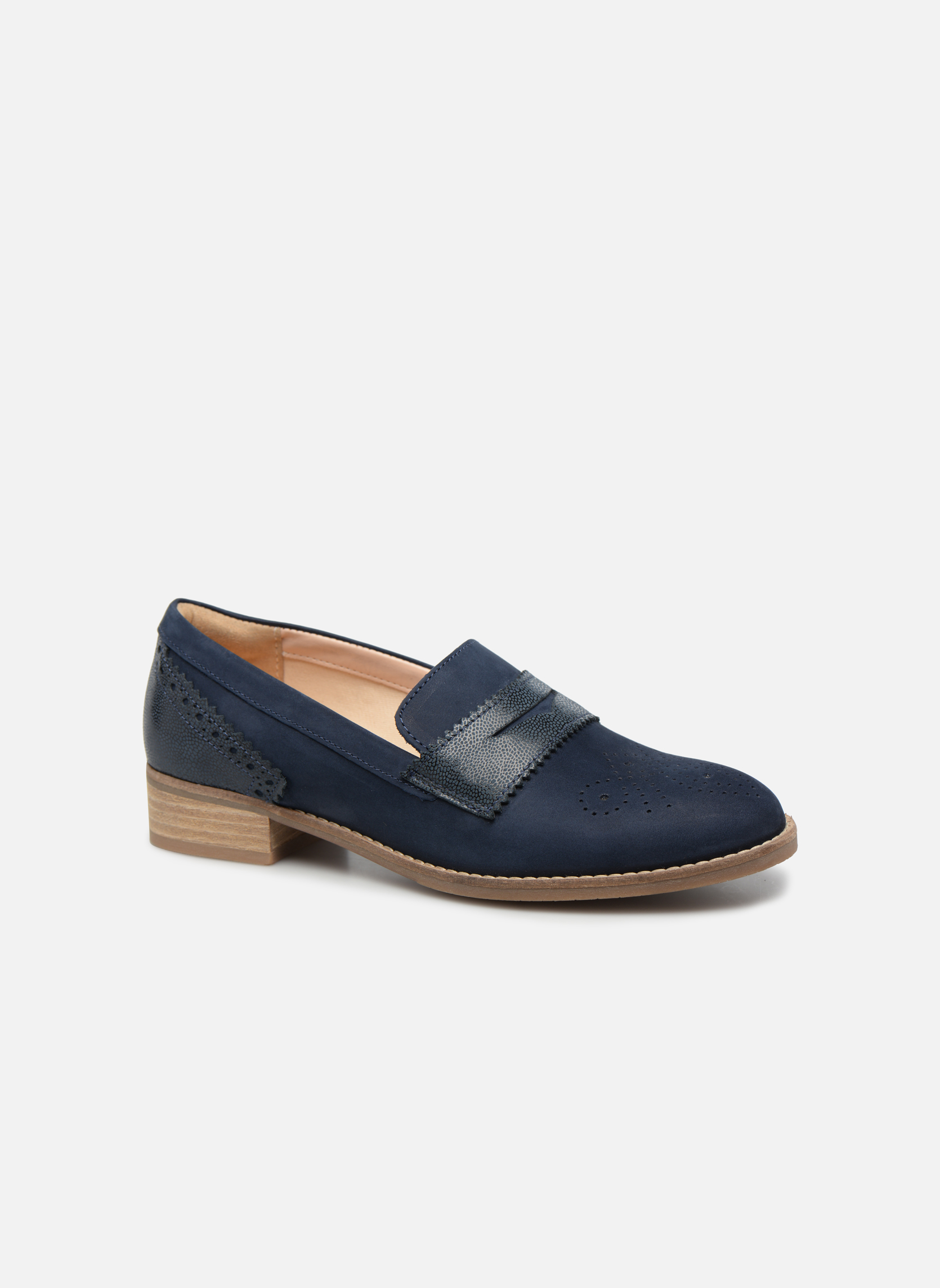 Grandes descuentos últimos zapatos Clarks Netley Lola (Azul) - Más Mocasines en Más - cómodo 0294be