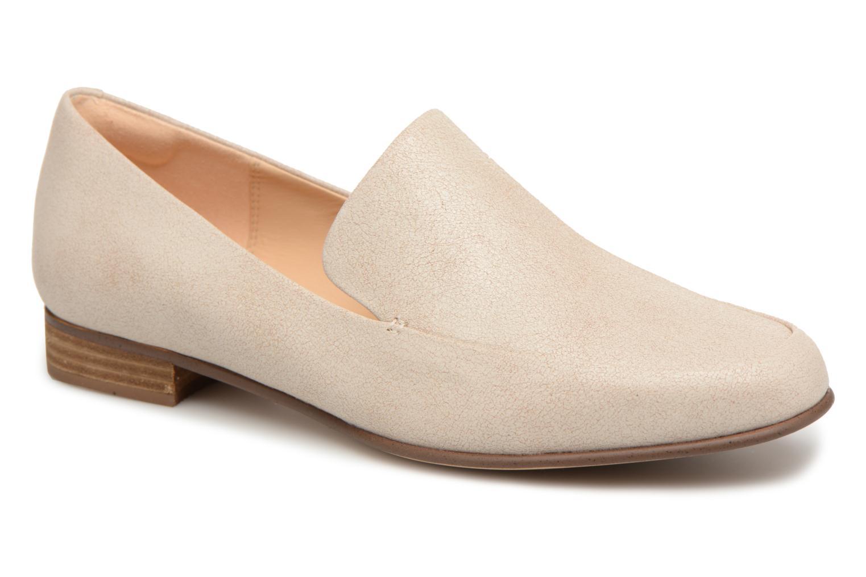 Grandes descuentos últimos zapatos Clarks Pure Sense (Blanco) - Mocasines Descuento