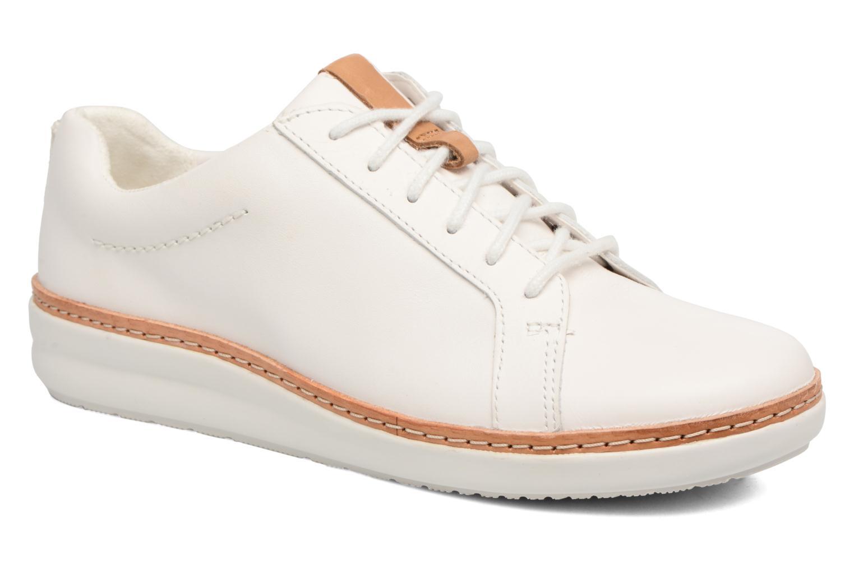 Grandes descuentos últimos zapatos - Clarks Amberlee Rosa (Blanco) - zapatos Zapatos con cordones Descuento 5a0fb5