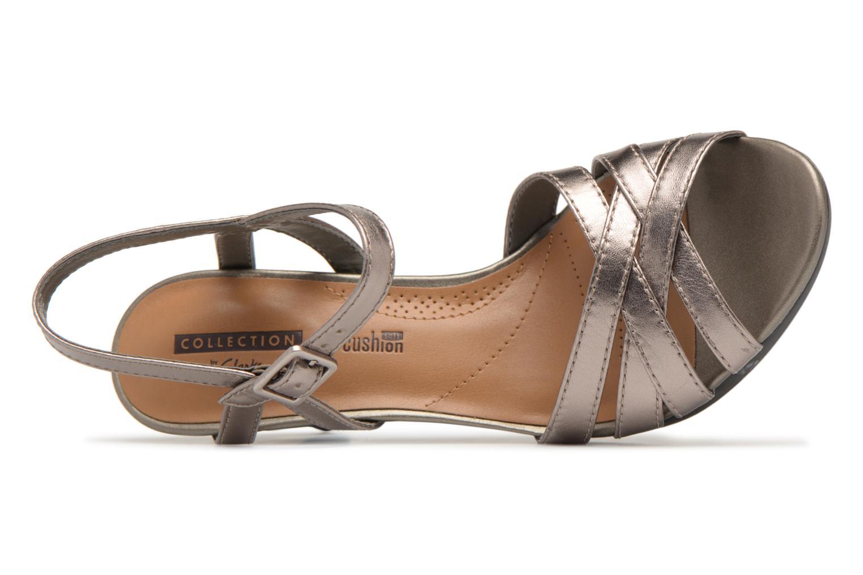 Grandes descuentos últimos zapatos Clarks (Oro Adriel wavy (Oro Clarks y bronce) - Sandalias Descuento a0583a