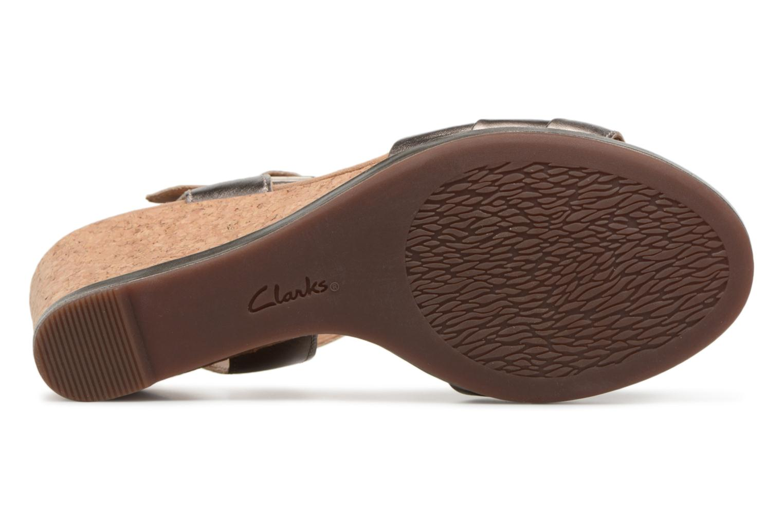 Lafley aletha Pewter Leather