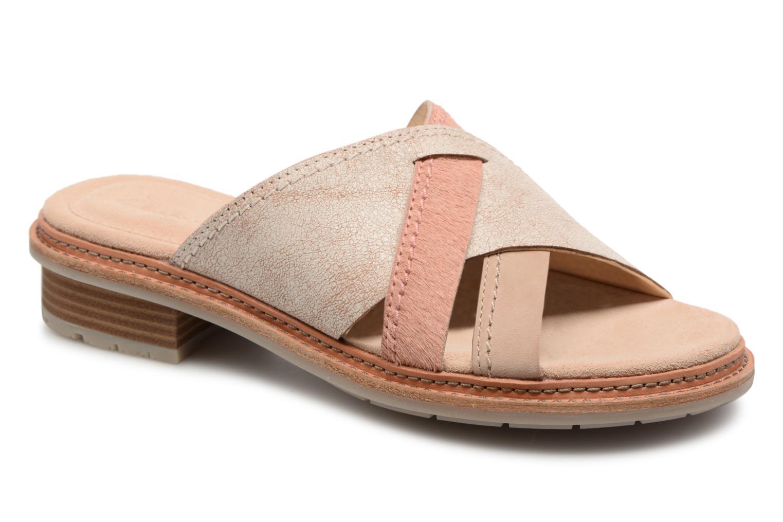 Grandes descuentos últimos zapatos Clarks Trace Craft (Beige) - Zuecos Descuento