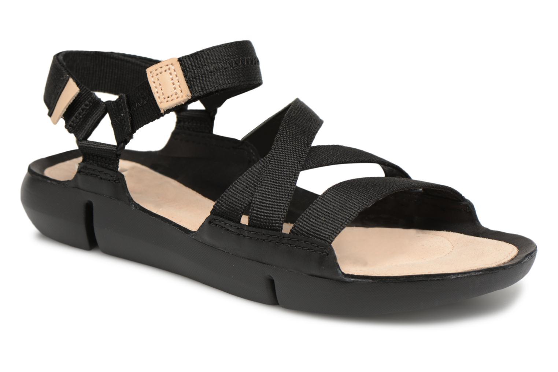 Zapatos promocionales Clarks Tri Sienna (Negro) - Sandalias   Gran descuento