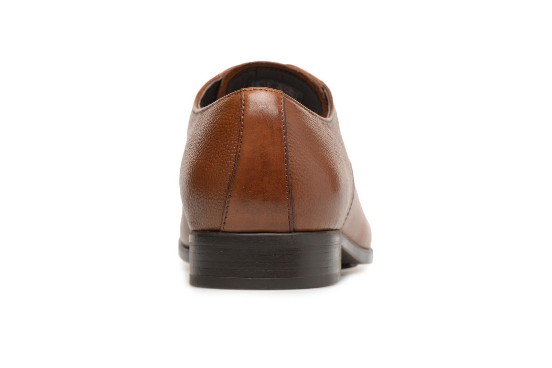 Chaussures à lacets Clarks Gilmore Lace Marron vue droite