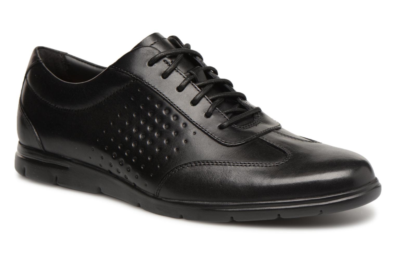 Clarks Vennor Vibe (Noir) - Chaussures à lacets chez Sarenza (320121)
