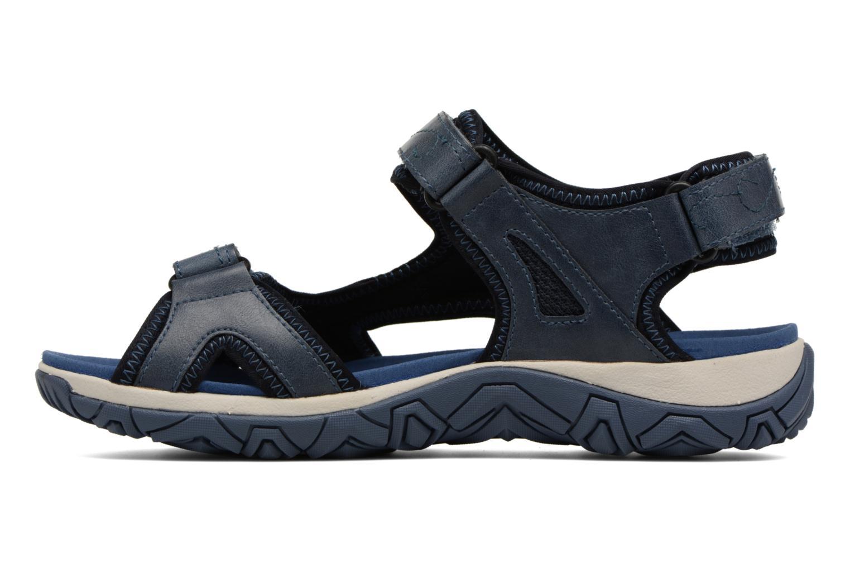 Chaussures de sport Allrounder by Mephisto Larisa Bleu vue face