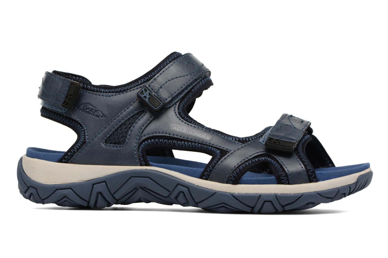 Chaussures de sport Allrounder by Mephisto Larisa Bleu vue derrière