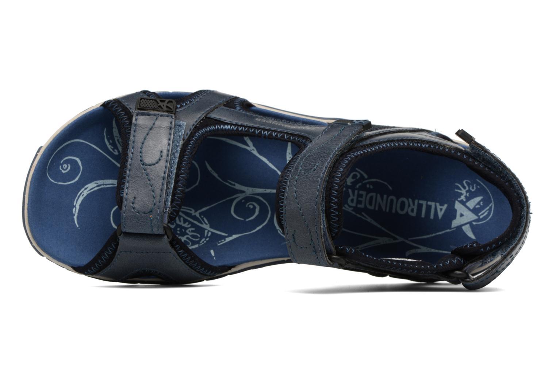 Chaussures de sport Allrounder by Mephisto Larisa Bleu vue gauche