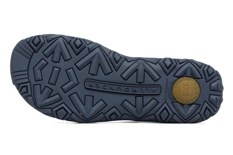 Chaussures de sport Allrounder by Mephisto Larisa Bleu vue haut