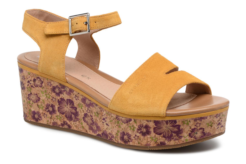 Grandes descuentos últimos zapatos Stonefly Diva 2 (Amarillo) - Sandalias Descuento