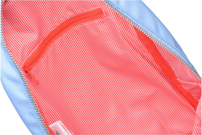 Rucksäcke Herschel Grove XS blau ansicht von hinten