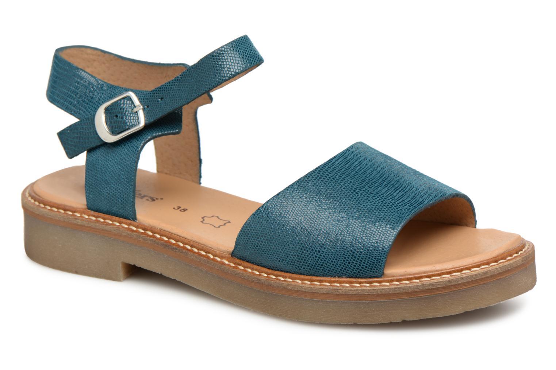 Zapatos promocionales Kickers Europea (Azul) - Sandalias   Cómodo y bien parecido