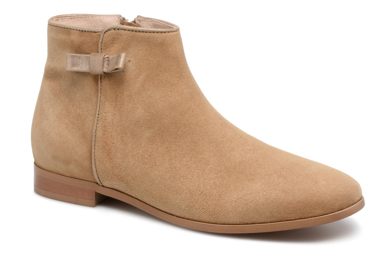 Zapatos promocionales Georgia Rose Stanoeud (Beige) - Botines    Gran descuento