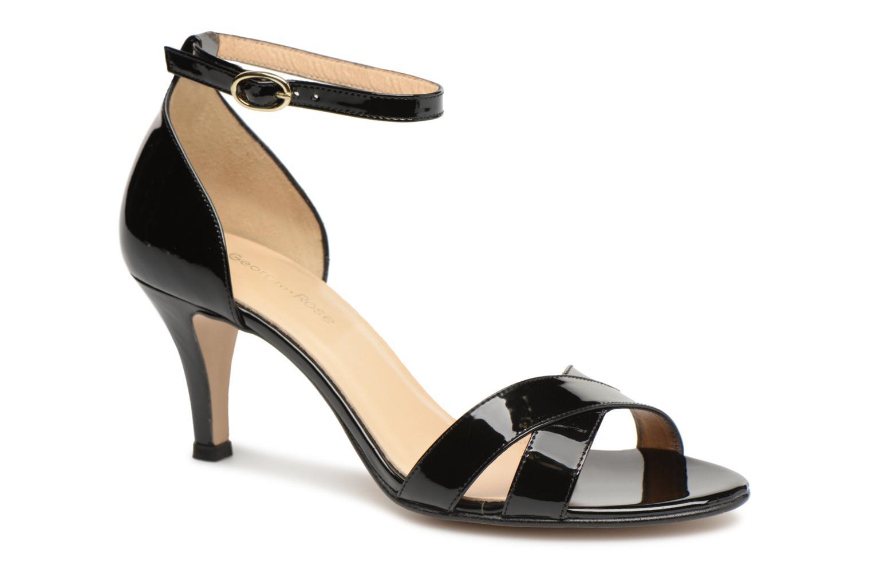 Zapatos promocionales Georgia Rose Ecrin (Negro) - Sandalias   Venta de liquidación de temporada
