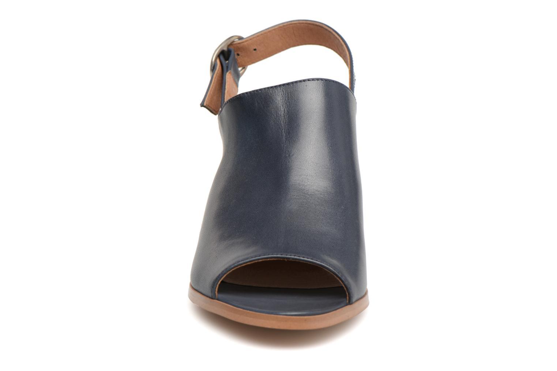 Sandales et nu-pieds Georgia Rose Ezabia Bleu vue portées chaussures