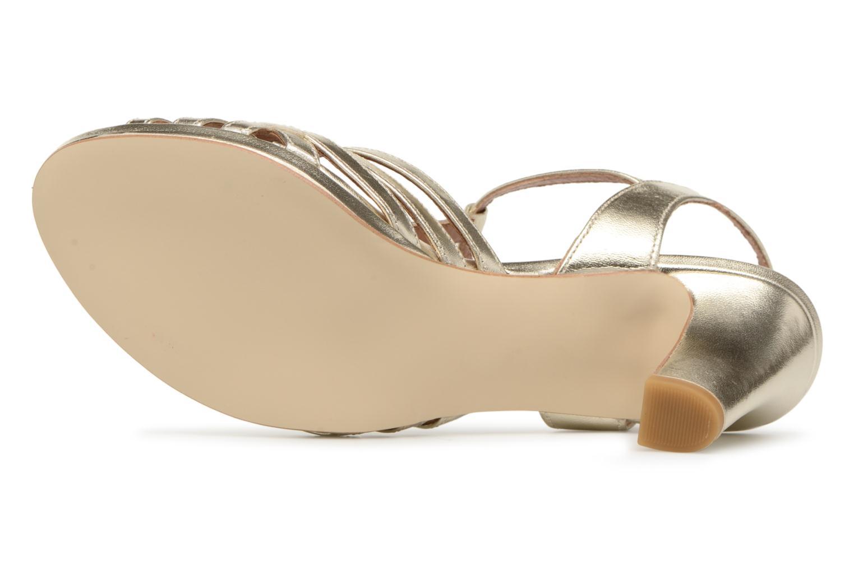 Zapatos promocionales Georgia Rose Ebrina (Oro y bronce) - Sandalias   Cómodo y bien parecido